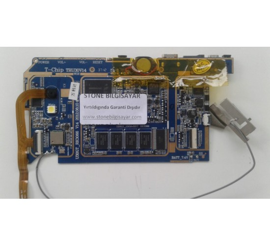 Casper CTM Tablet Anakarti TRU30v14 u30gt rk3066
