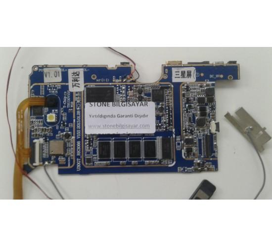 Casper Nirvana CTM Tablet Anakartı v1 tru30v15s u30gt rk3066