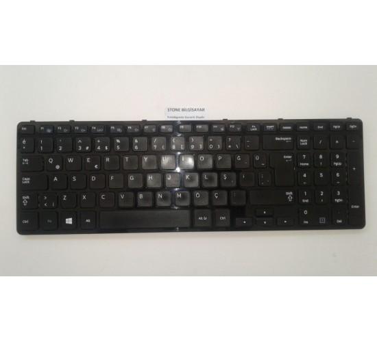Samsung Np350 NP355 Np365 Cerceveli Klavye